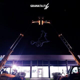 E anche queste festività... 🧙🏻♀️🧙🏻♀️ #granata #granatamacchineagricole