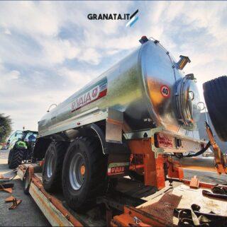 NUOVI ARRIVI 😎 Botte Vaia MB220 😱😱 #granata #granatamacchineagricole #vaia #vaiamb ##vaiamb2200
